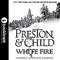 White Fire: Booktrack Edition Hörbuch von Douglas Preston, Lincoln Child Gesprochen von: Rene Auberjonois