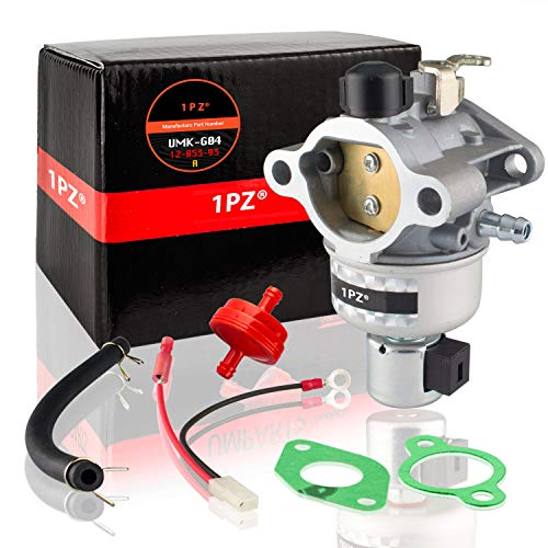 1PZ UMK-G04 Carburetor Kit for Kohler CH11S CV16S CV493 Engine Replaces Part # 12 853 93-S, 12 853 95-S