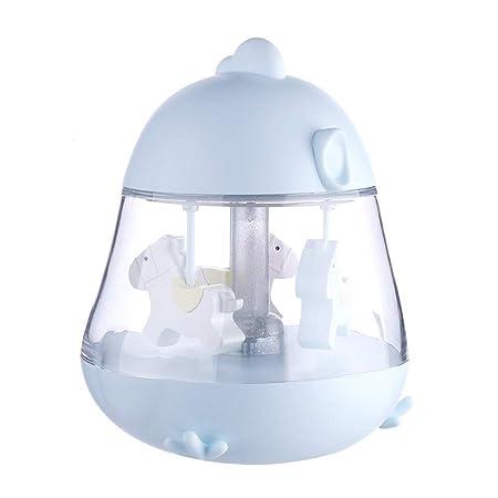 NewbieBoom USB Cargadores de luz Nocturna de bebé Carrusel de ...