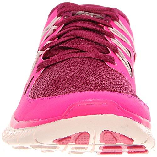 Nike Women's Free 5.0+ Laufschuh Himbeerrot / Summit Weiß / Pink Flow