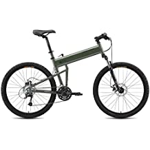 Montague Paratrooper Mountain Bike - 16 Inch - Cammy Green