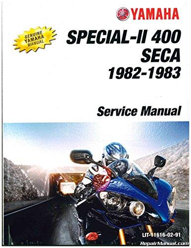 1982 Yamaha Maxim - 5