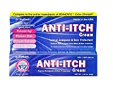 Dr. Sheffield's Anti-Itch Cream Topical Analgesic & Skin Protectant - MS60746 (6 Box)