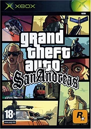 GTA : San Andreas [Xbox] [Importado de Francia]: Amazon.es: Videojuegos