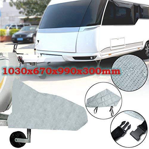 dDanke Waterproof Anti UV Rain Snow Dust Protector 1030x670x990x300mm Grey...