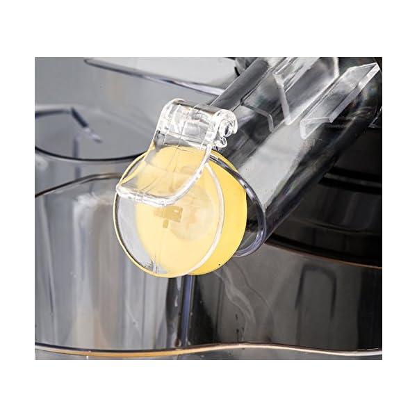 R.G.V. Juice Art Plus Estrattore di Succo a Freddo - 2020 -