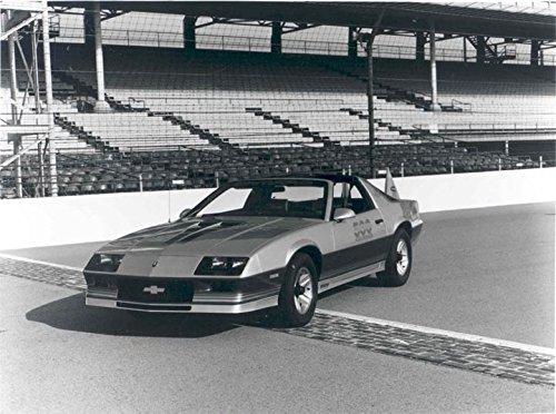1982 camaro pace car - 5