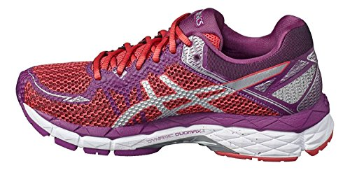 silver De Pour Performance Red Femme prune Course Asics Chaussures Rouge gxIg8