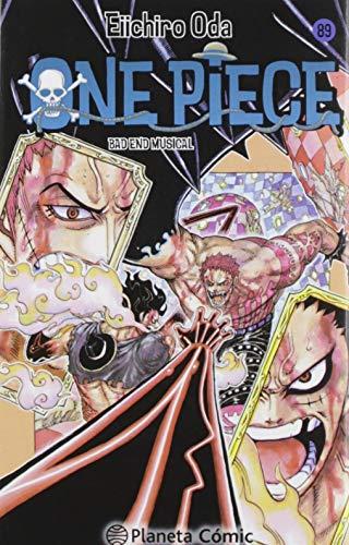 One Piece nº 89: 103 (Manga Shonen) por Eiichiro Oda,Daruma