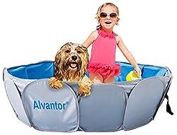 Alvantor Pet Swimming Pool Dog Bathing