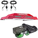 California Light Works 880 LED Grow Light 880w UVB with Free Method Seven LED Glasses and Hangers