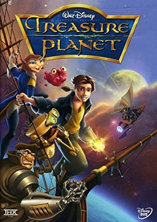Amazon.com: Treasure Planet: Joseph Gordon-Levitt, Brian Murray ...
