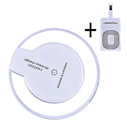 Amazon.com: SUMOON - Kit de cargador inalámbrico ultrafino ...
