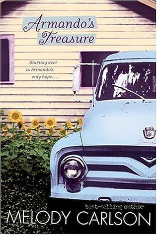book cover of Armando\'s Treasure