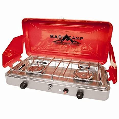 Amazon.com: Basecamp por el Sr. Calentador alta 2 quemador ...