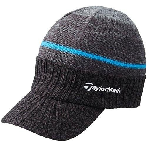 テーラーメイド Taylor Made 帽子 ブリムビーニー LOB18 ブラック N64728 フリー