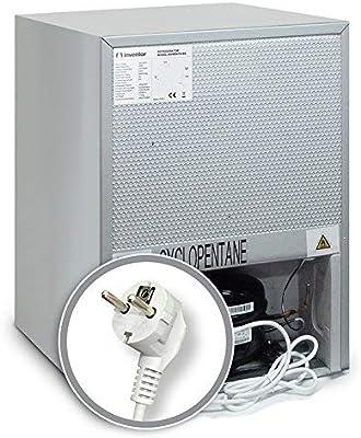 Inventor Mini Nevera A+ con Compresor, 66 litros de Capacidad ...