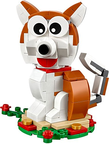 Amazon Lego 40235 Year Of The Dog Toys Games