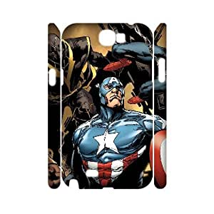 C-EUR Avengers Marvel Customized Hard 3D Case For Samsung Galaxy Note 2 N7100