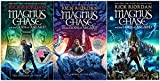 magnus chase and the gods of asgard series 3 book set the sword of summer; the hammer of thor; the ship of the dead
