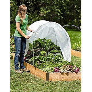 Hi-Rise Super Hoops, Tall Garden Fabric Support Frame, Set of 6