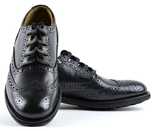 Ultimate Piper Drummer Goodyear Welted Ghillie Brogues Comfortable Durable Welted Brogue