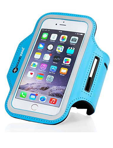 SoundWhiz iPhone 6/6s Armband Sweatproof. Sports & Running Armband For iPhone 6|6s...