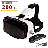 ETVR 3D VR Headset With Bluetooth Remote Controller - More...