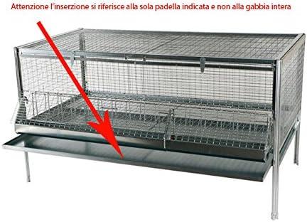 Fondo sandano para jaulas Conejos y Gallinas cm 120 x 60 [sandano ...