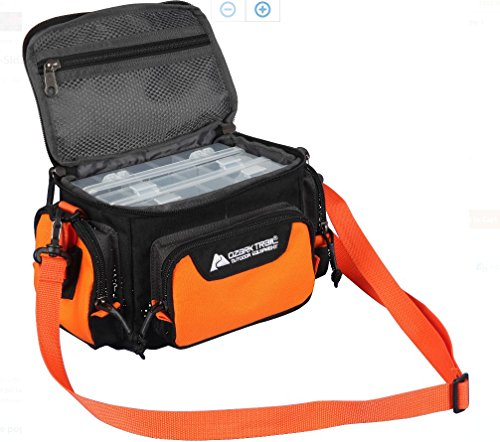 Top 10 best fishing tackle bags soft sided best of 2018 for Amazon fishing equipment