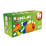 Hubelino - Marble Run - Twister Extension Set - 22pcs - Age 3+ (100% compatible with Duplo)