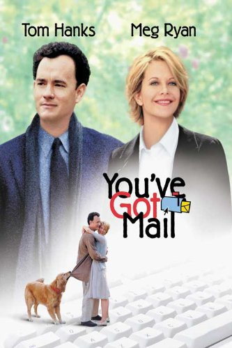 27 x 40 You've Got Mail Movie Poster