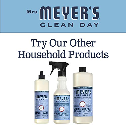Mrs. Meyer's Clean Day Multi-Surface Everyday Cleaner, Cruelty Free Formula, Bluebell Scent, 16 oz