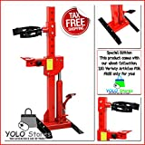 Spring Compressor Auto Strut Coil 1 TON Spring Hydraulic Tools Air Cars Truck Tool 2200 LBS Struts By YOLO Stores