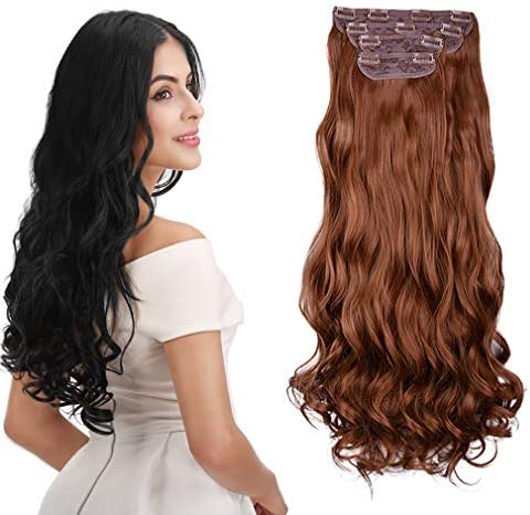 REECHO Extensions Straight Curly Hairpiece product image