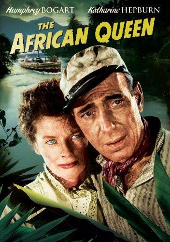 The African Queen by Warner Bros. (Dvd Movies African Queen)