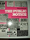 The Public Notice, Maurice Rickards, 0517504766