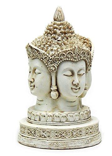 Buddha Head Bust Statue Tibet Tibetan Buddhism Shakyamuni Nepal Figurine Bodhi