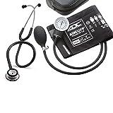 3M Littmann Classic Ii Se Stethoscope With Adc Phosphyg Sphygmomanometer Kit Black