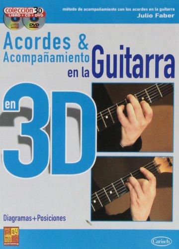 Descargar Libro Acordes Acomp Gtr 3d+cd+dvd Faber J.