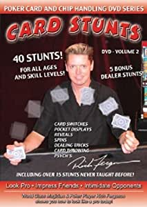 The Official Poker: Card Stunts