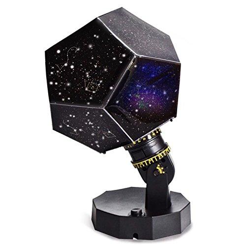 Vakey Star Night Light Projector, DIY Sky Projection Nigh...