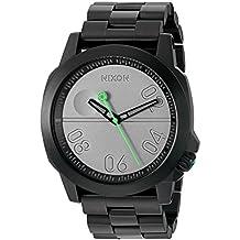 Nixon Unisex The Ranger 45 Sport Watch X Star Wars Collab Death Star Black