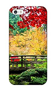DayLife Fashion Protective Garden Bridge Case Cover For Iphone 5/5s