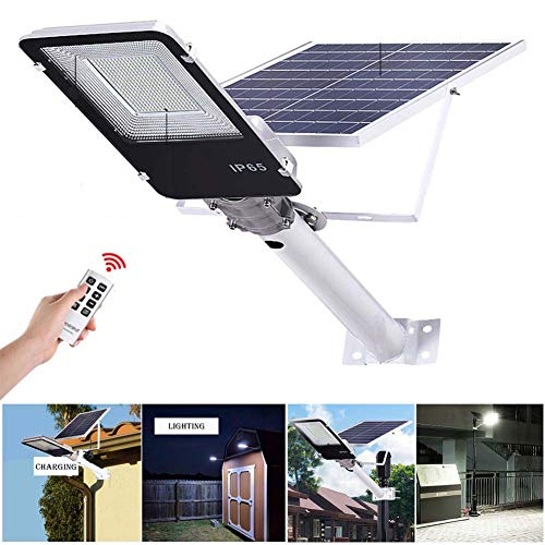 Solar Powered Area Lighting