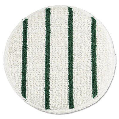 - Rubbermaid Commercial RCP P269 Low Profile Scrub-Strip Carpet Bonnet, 19