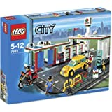 LEGO City Service Station Limited Edition (7993)