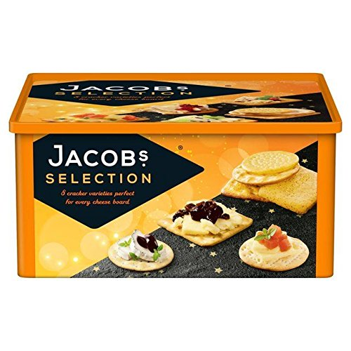 Jacobs Biscuits for Cheese - 900g (1.98lbs) (Best Cheese Biscuits)