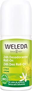 WELEDA Desodorante Roll-On de Citrus (1x 50 ml)