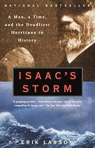 Isaac's Storm par Erik Larson